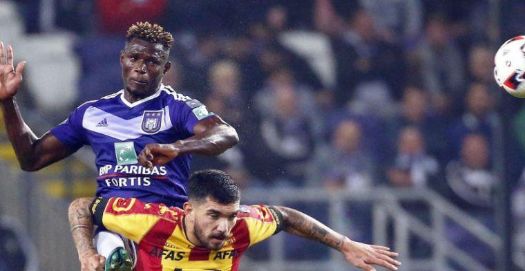 'Granada vangt bot bij Club en wendt zich tot Anderlecht'