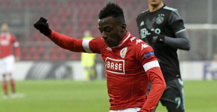 'Drie Belgische clubs melden zich bij Standard voor Dompé'