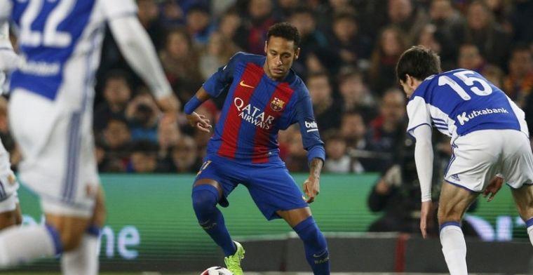Barça scoort vijf keer en bekert door; hoofdrol Cillessen bij Messi-goal