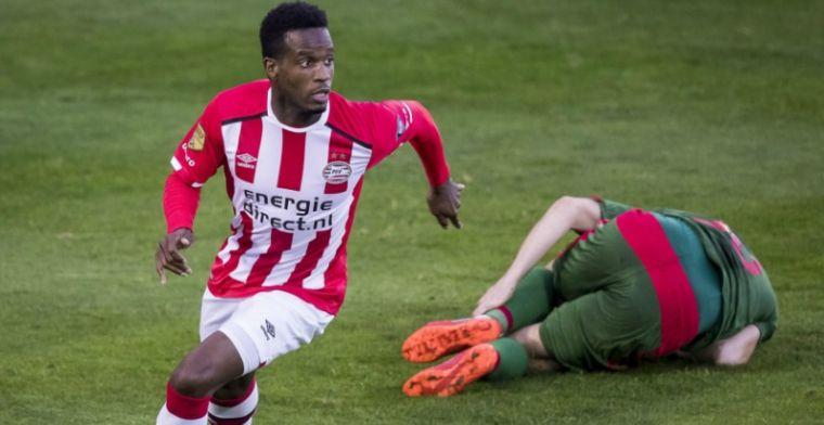 Aanvaller laat PSV achter zich: Voelt goed om nu in Engeland te zijn