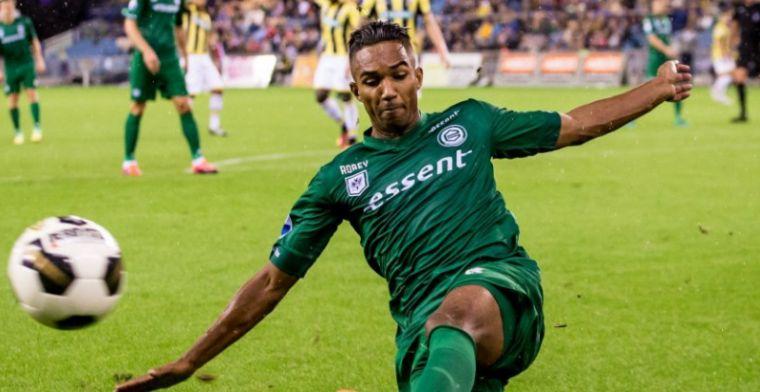 Hoesen komt in 2017 niet meer terug bij Groningen: deal is rond
