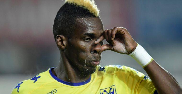 STVV-speler keert met serieuze kater terug van Afrika Cup