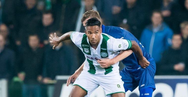 Amerikaanse club presenteert 'grote' Eredivisie-spits: 'Voor ons perfect'