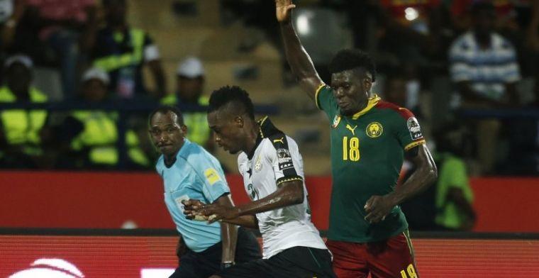 Broos profiteert van Ghanees geklungel en mag zich opmaken voor Afrikaanse finale