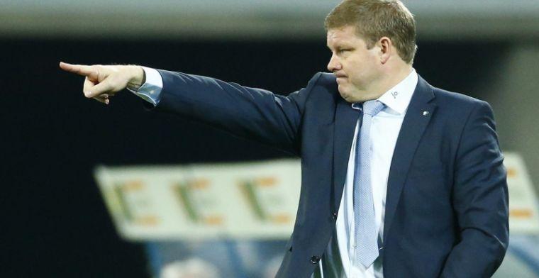 Vanhaezebrouck kordaat: Wij hebben Club Brugge terug groot gemaakt