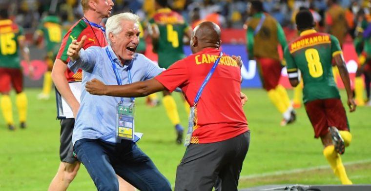 'Belgisch Kameroen' schrijft geschiedenis met vijfde winst van Afrika Cup