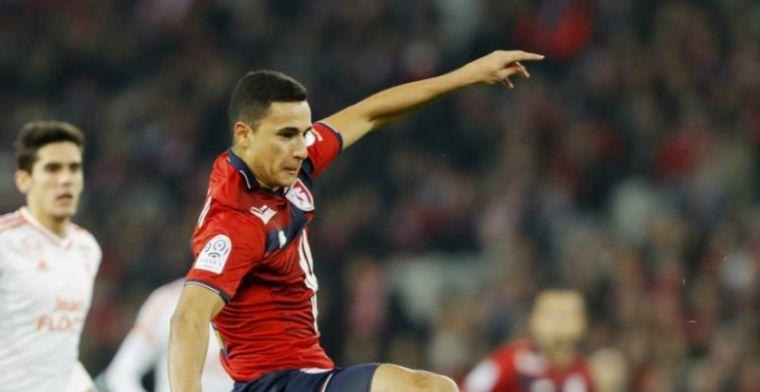 El Ghazi en Kishna verliezen wéér met Lille, Monaco haalt weer eens uit