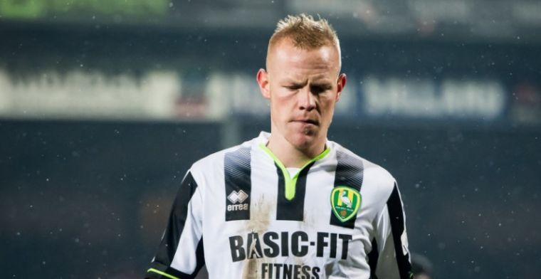'ADO-fans zorgen na nederlaag voor problemen in Deventer: ME en honden ingezet'
