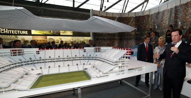 Eindelijk nog eens goed nieuws voor Eurostadion op parking C