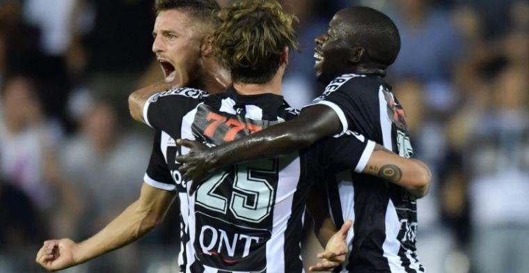 Charleroi gaat Anderlecht achterna, maar verkiest oorlog boven voetbal