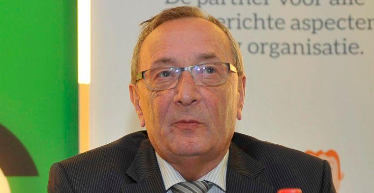 Cercle-voorzitter na overnamebod van Monaco: 'In alle rust werken aan project'