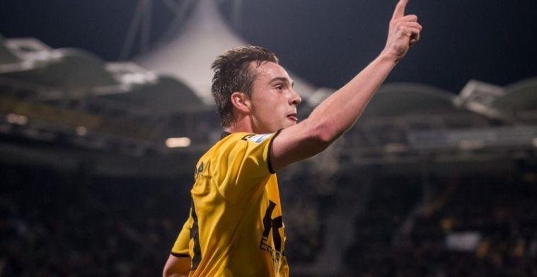 Roda trekt blik nieuwe concurrenten open: 'Dat duel zag ik als mijn laatste kans'