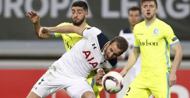 Spurs zonder Janssen onderuit in België, Rostov maakt weer opponent kopje kleiner