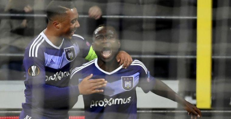 Acheampong de grote held bij Anderlecht: 'Beter dan Messi, wat een beest'