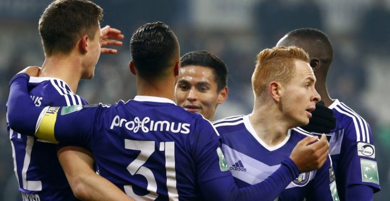 'Spelers van Anderlecht krijgen fikse premie voor Europese zege'