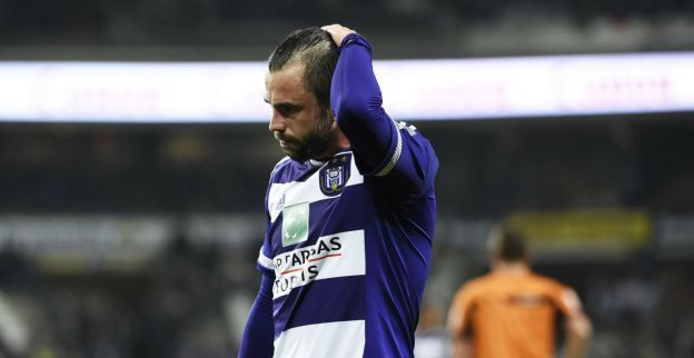 Anderlecht krijgt opvallende gast voor EL-wedstrijd, ex-speler terug in Brussel