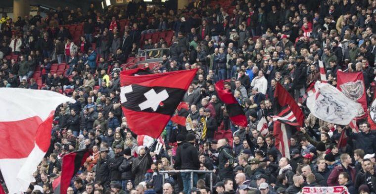 Tachtig Ajax-fans beboet door Poolse politie: één fan riskeert drie jaar celstraf