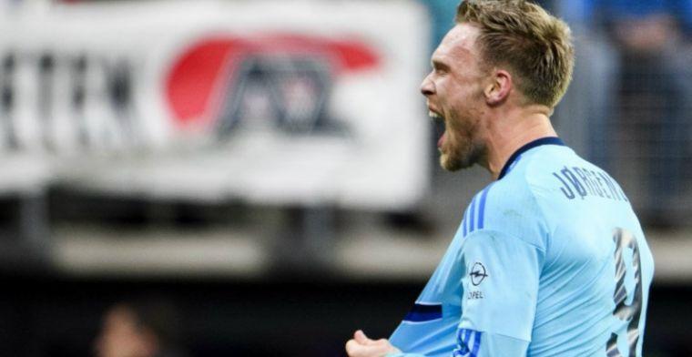 Update: Goed nieuws voor Feyenoord en slecht nieuws voor ADO: spits terug
