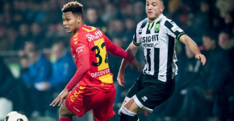 Geen Dolberg en Sanchez: 'Ben de Eredivisie-speler die het meest is gegroeid'