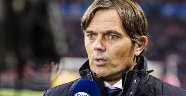 Cocu kondigt PSV-rentree aan na vijf maanden blessureleed: Hij oogt gretig