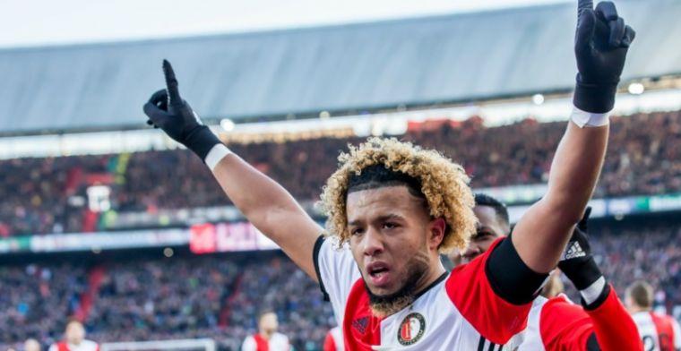 Gio denkt aan reserverol voor belangrijke Feyenoorder: 'Zit er dicht tegenaan'