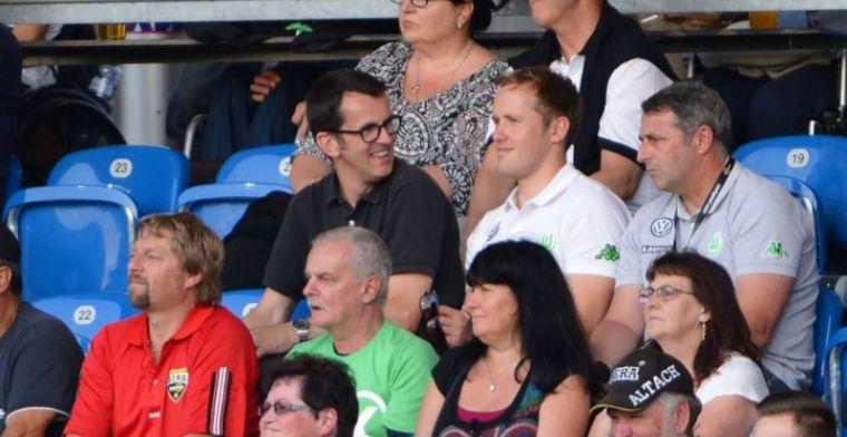 Manchester City en Spurs jagen op Duitse 'headhunter': Heb geruchten gehoord