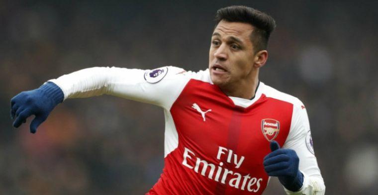 Speciale mars voor Sanchez-exit bij Arsenal: 'Maakt geen fuck uit!'