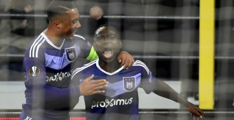Anderlecht en AA Gent vaardigen Europese speler van de week af, Perbet er niet bij