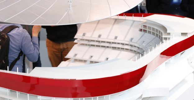 Anderlecht wordt gegijzeld: Het kan niet uit het Eurostadion-project stappen