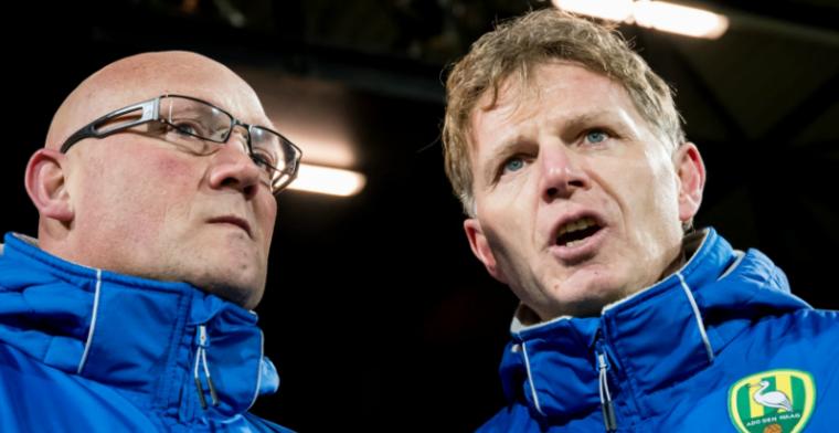 Niemand verwacht van ons dat we zomaar Feyenoord op de knieën krijgen