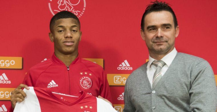 Ajax-interesse zorgde voor 'schok': Mijn hele leven zou gaan veranderen