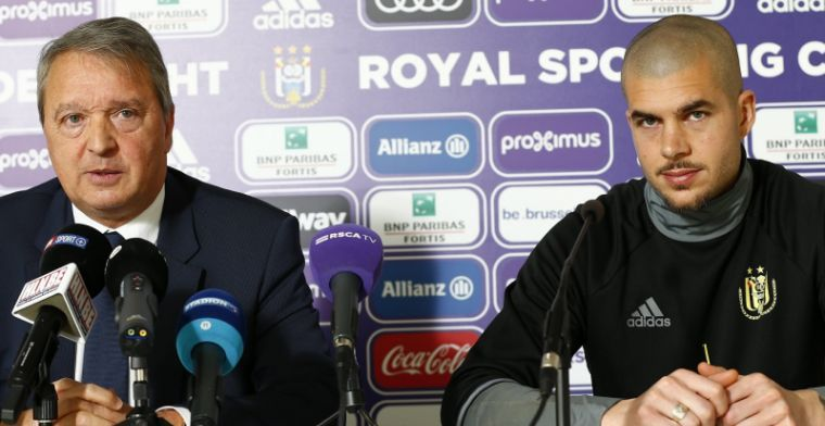 Nieuwe Anderlecht-doelman maakte indruk tegen Zenit: 'Rotatiesysteem positief'
