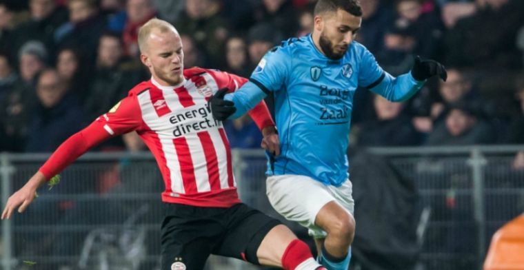 Geduld van PSV-reserve begint op te raken: Ik zit me regelmatig te verbijten