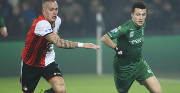 'Koele kikker' van Feyenoord: Niemand in deze ploeg heeft een streepje voor