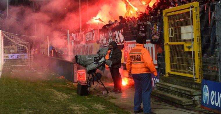 Update: 'Standard wil tegen het reglement van de Pro League ingaan'