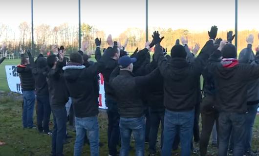 Standard-hooligans richten ravage aan rond Astridpark: Info naar Luik sturen