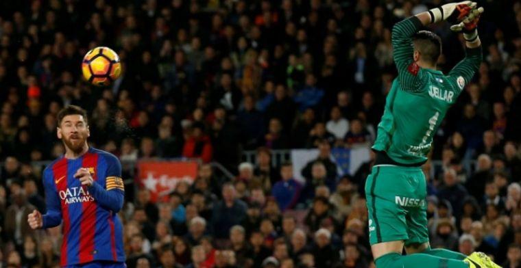 Barcelona haalt uit en neemt door MSN-goals koppositie over van Real Madrid