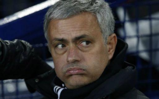 Afbeelding: Mourinho kan ogen niet geloven: 'Kan niet geloven dat we daar morgen op spelen'