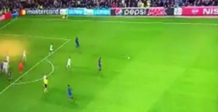 GOAL: Sergi Roberto en Barcelona schrijven geschiedenis met zesde(!) doelpunt