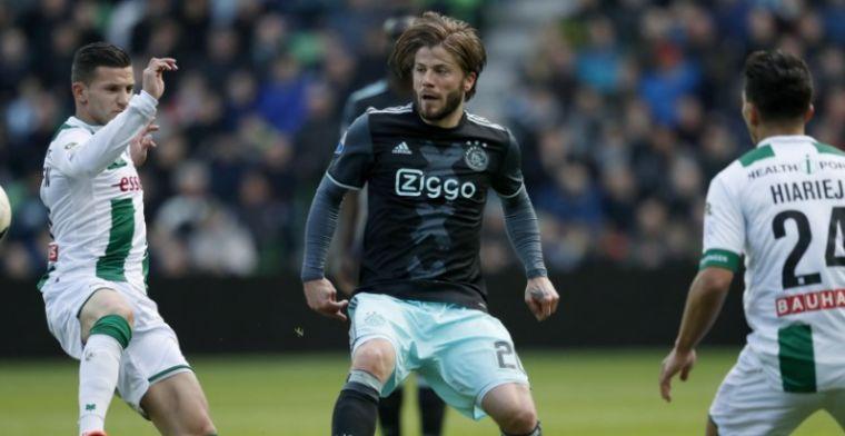 'Kopenhagen-fan' in Ajax-selectie: Dat is Ajax - Feyenoord, in één stad