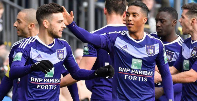 'Anderlecht maakt geen prioriteit van 'handige' speler'
