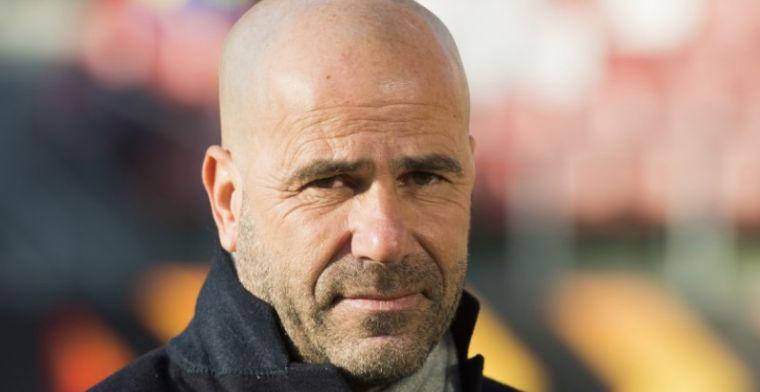Bosz deelt compliment uit: Hij heeft er in korte tijd een goed team van gemaakt