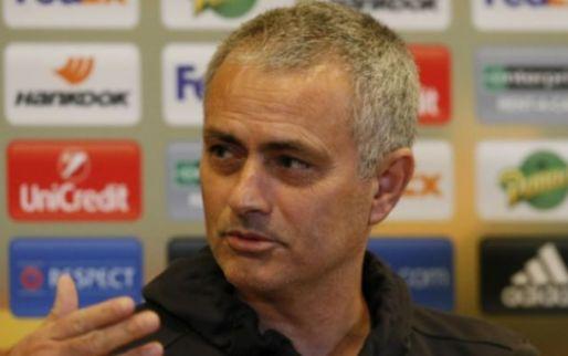 Afbeelding: Mourinho: 'Hij vroeg om een banaan en daar is verder niets grappigs aan'
