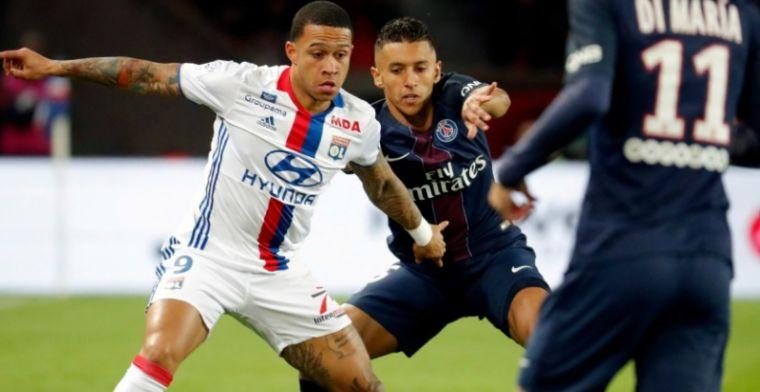 Memphis verliest met Lyon van Paris-Saint Germain: Pastore grote man