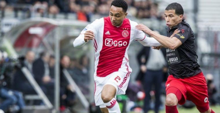 Ajax laat zicht op Feyenoord vertroebelen met duur puntenverlies in Rotterdam
