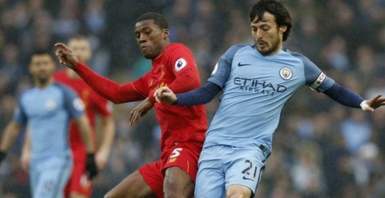 Wijnaldum heerst op middenveld in aantrekkelijke topper tussen City en Liverpool