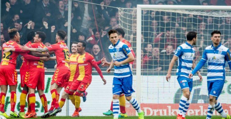 PEC wint beladen IJsselderby van Go Ahead door twee treffers in slotfase