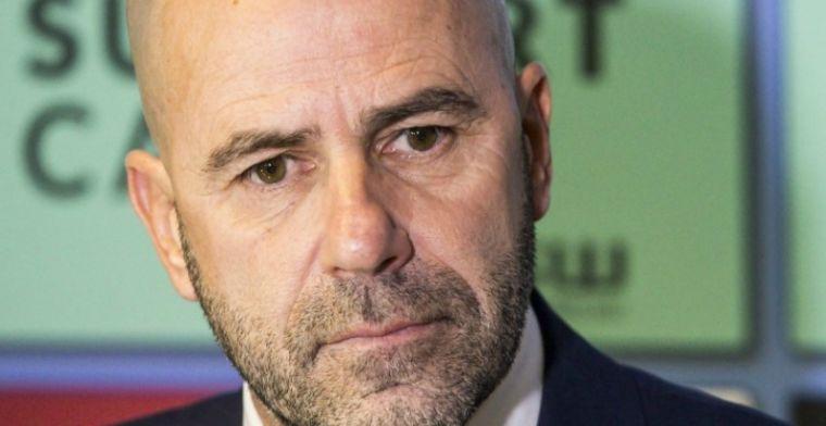 Bosz grijpt hard in bij Ajax: De simpelste dingen gingen fout bij hem