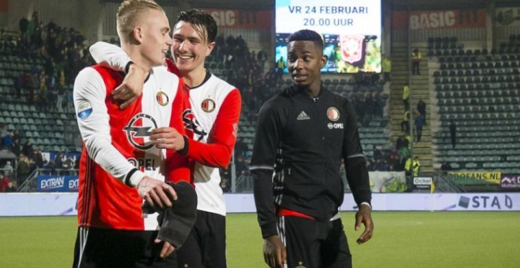 Karsdorp: 'We zaten in de bus toen Ajax tegen Excelsior speelde'