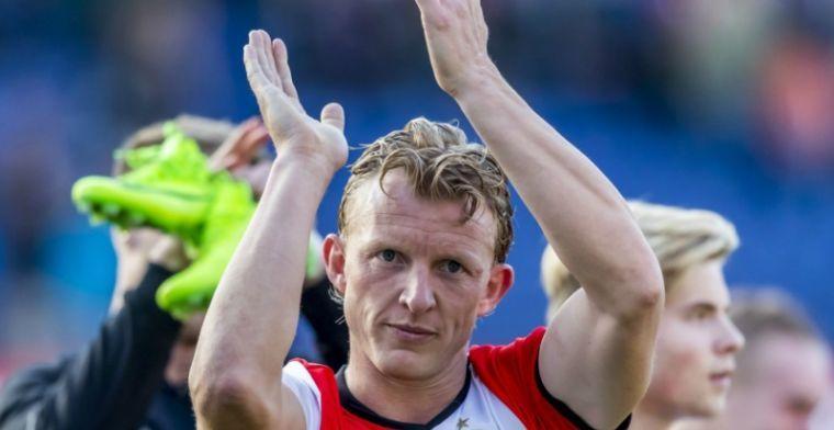 Turks gerucht: Kuyt doet verzoek voor sensationele Feyenoord-transfer